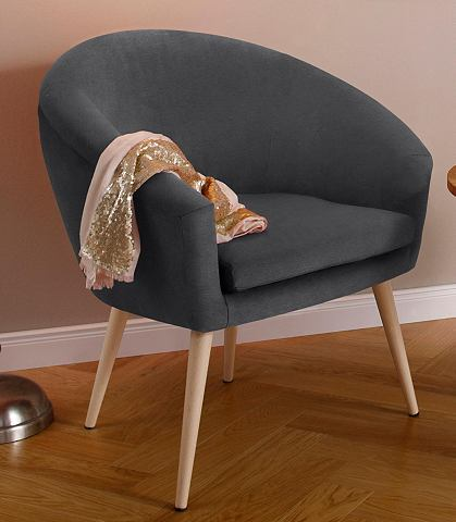 GUTMANN FACTORY Кресло »Pietro« в красивый...