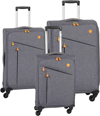 "CHECK IN CHECK.IN® Trolleyset ""Lissabo..."