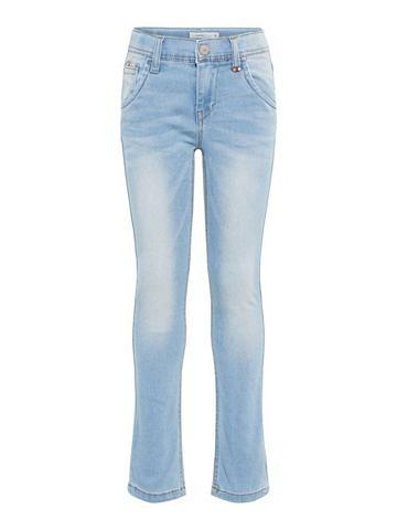 Super Stretch X-Slim форма джинсы