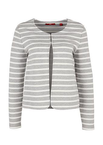 S.OLIVER RED LABEL Спортивный свитер с Struktur