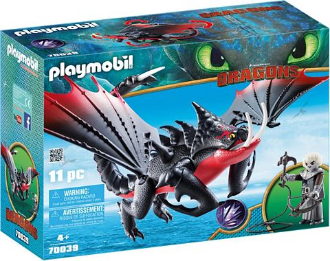 PLAYMOBIL ® Deathgripper с Grimmel (70039) &...