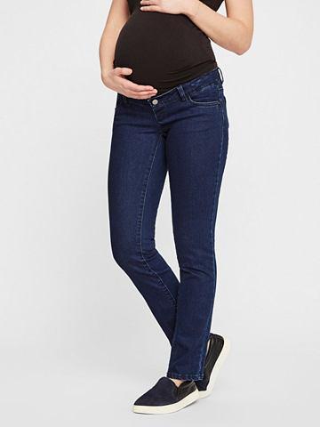 Straight форма джинсы для беременных