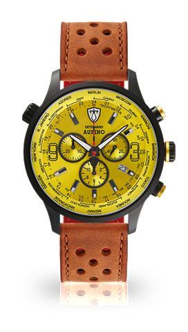 Часы-хронограф »AURINO BLACK LIG...