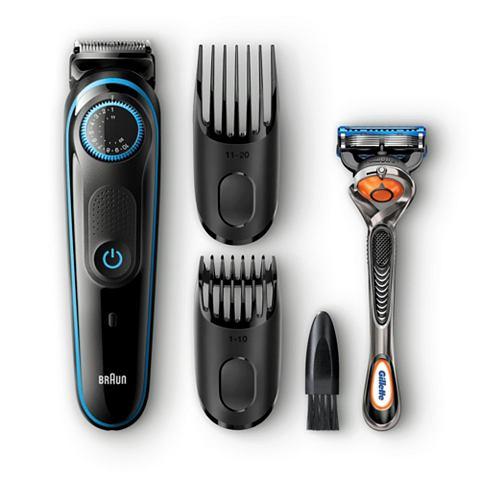 Haar- и машинка для стрижки бороды BT5...