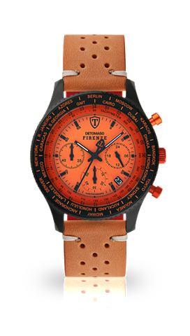 DETOMASO Часы-хронограф »FIRENZE BLACK OR...
