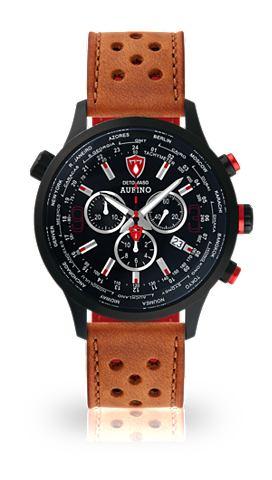 DETOMASO Часы-хронограф »AURINO BLACK BLA...