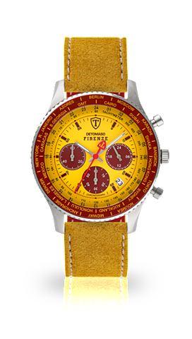 Часы-хронограф »FIRENZE SILVER Y...