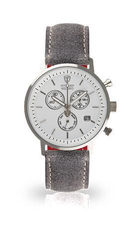 DETOMASO Часы-хронограф »MILANO SILVER WH...