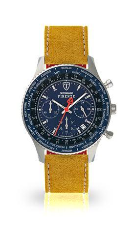 DETOMASO Часы-хронограф »FIRENZE SILVER B...