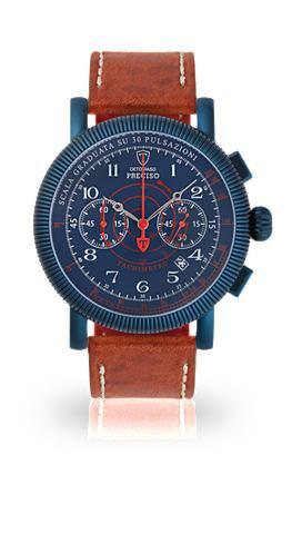 Часы-хронограф »PRECISO BLUE BLU...