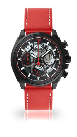 DETOMASO Часы-хронограф »LIVELLO BLACK BL...