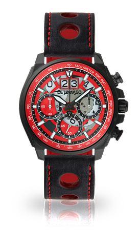 DETOMASO Часы-хронограф »LIVELLO BLACK RE...