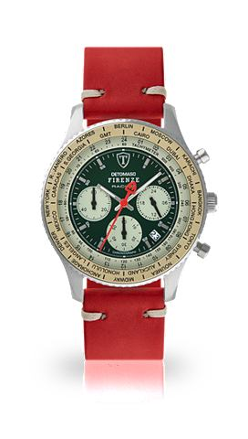 DETOMASO Часы-хронограф »FIRENZE гонки SI...