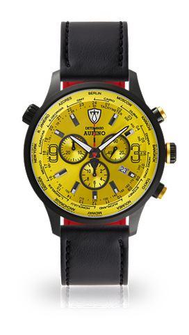 DETOMASO Часы-хронограф »AURINO BLACK LIG...