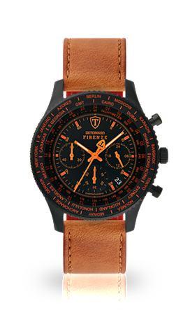 Часы-хронограф »FIRENZE BLACK BL...