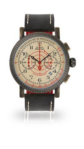 DETOMASO Часы-хронограф »PRECISO ANTIQUE ...