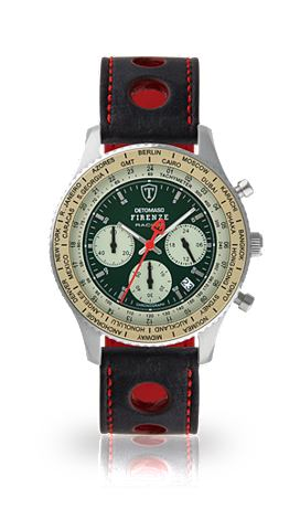 Часы-хронограф »FIRENZE гонки SI...