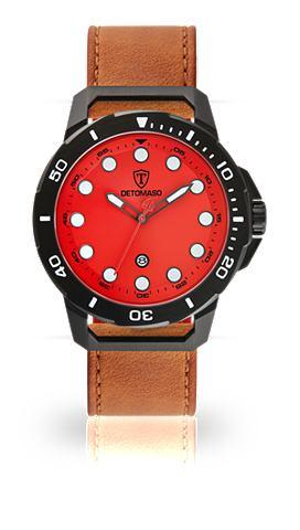 Часы »USTICO BLACK BLACK RED&laq...