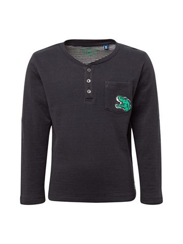 Пуловер с круглым вырезом »Henle...