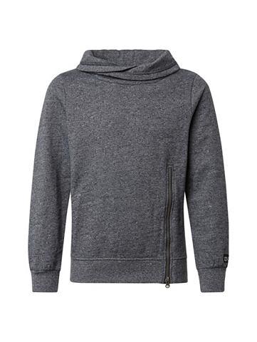 Пуловер с капюшоном Свитер с Stehkrage...