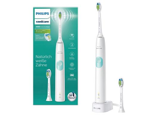 PHILIPS SONICARE Зубная щетка HX6807/51 ProtectiveClean...