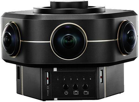 360°-Kamera »Obsidian Go&laq...
