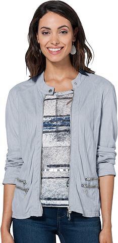 Пиджак-рубашка в bügelfreier Cras...
