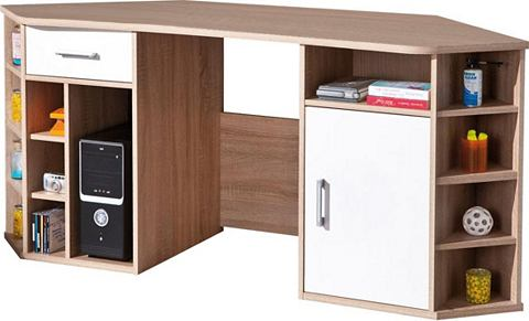 HOME AFFAIRE Угловой письменный стол »Fabri&l...