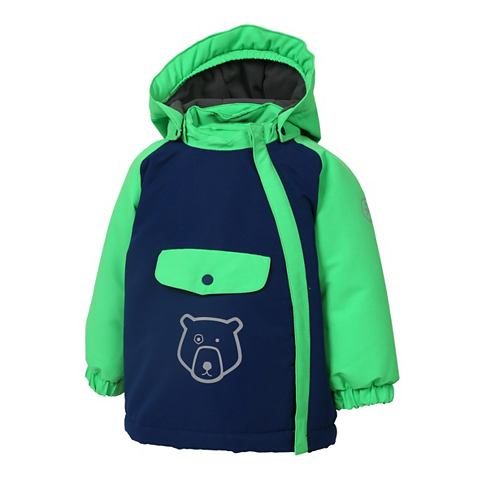 Куртка зимняя с niedlichem Bären-...