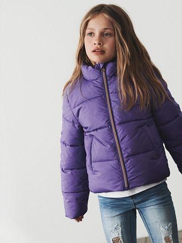NAME IT Нежный Wattierte куртка