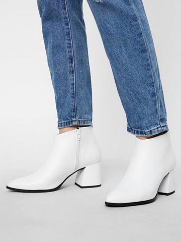 Blockabsatz ботинки