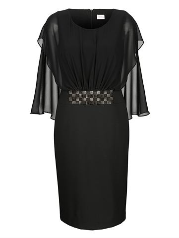 Платье с Strass-Steinen и Декоративные...
