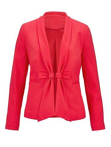 Пиджак с сдержанный Struktur