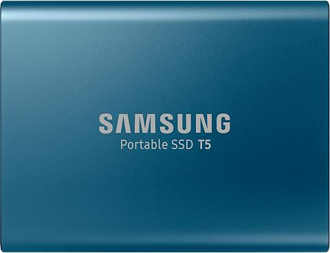 SAMSUNG »Portable SSD T5« SSD-жест...