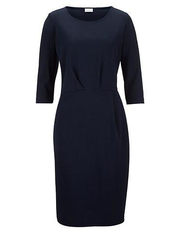 Платье в эластичный качественный трико...