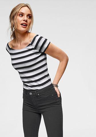 ARIZONA Блуза в стиле кармен »Off-Should...