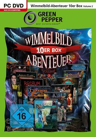 Wimmelbild-Abenteuer 10er Коробка - Vo...