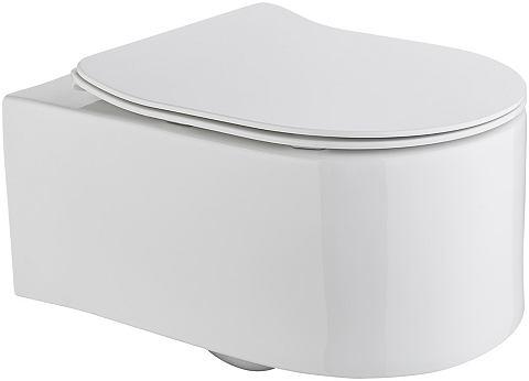 Wand WC »Trento« Toilette ...