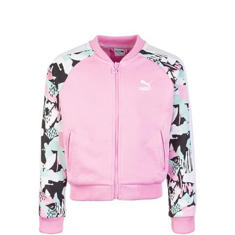 PUMA Спортивный свитер »Classics T7 A...