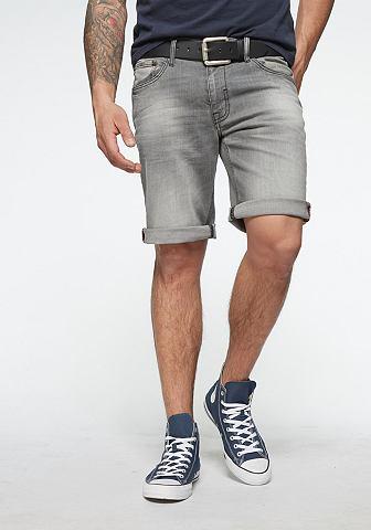 Бермуды джинсовые »Twister«...