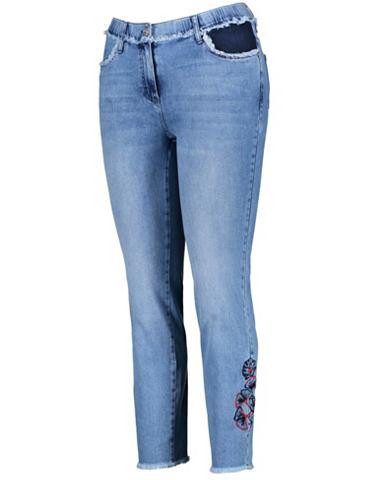 Брюки джинсы укороченный »Jeans ...