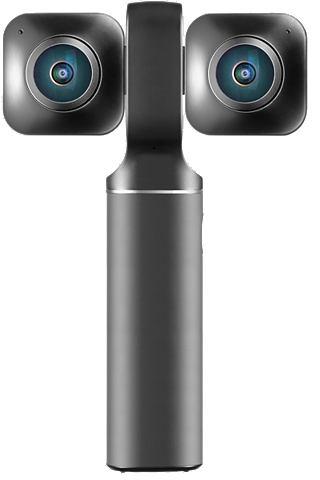 360°-Kamera »XR 3D 180° ...