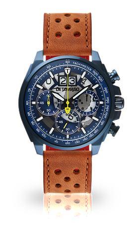 DETOMASO Часы-хронограф »LIVELLO BLUE BLU...