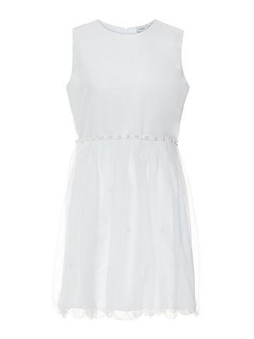 Perlenverziertes платье