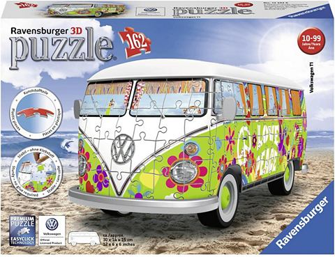 "RAVENSBURGER Пазл ""VW Bus T1 - Hippie Style&qu..."
