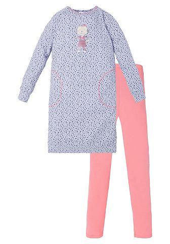 SCHIESSER Mädchen пижама