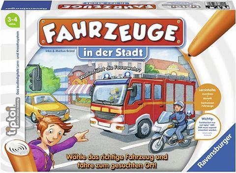 RAVENSBURGER Spiel tiptoi® »Fahrzeuge в d...