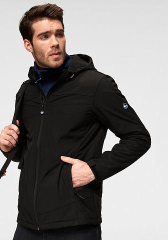 POLARINO Куртка с теплой подкладкой