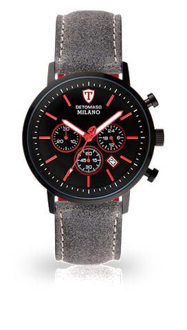 DETOMASO Часы-хронограф »MILANO XL BLACK ...