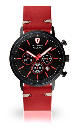 Часы-хронограф »MILANO XL BLACK ...